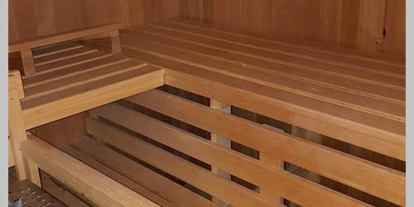 Sauna und Dampfsauna
