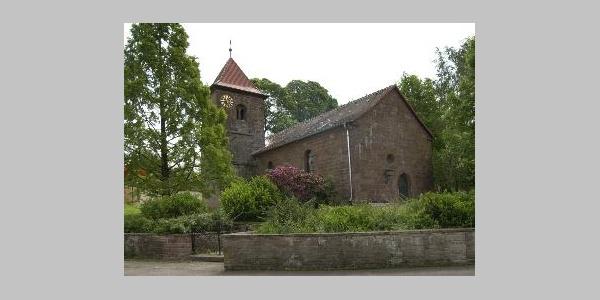 Kirche Langwieden