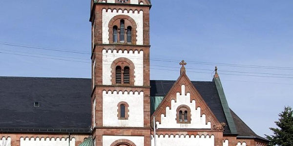 Kirche Martinshöhe