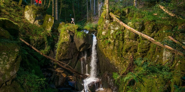 Höllbachwasserfall, Görwihl