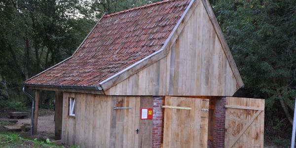 Steinhauerhaus in Schlüters Kuhle