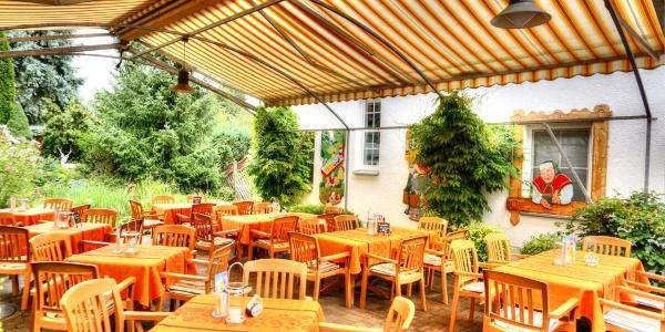 Terrasse - Kuckucksdiele - Gera