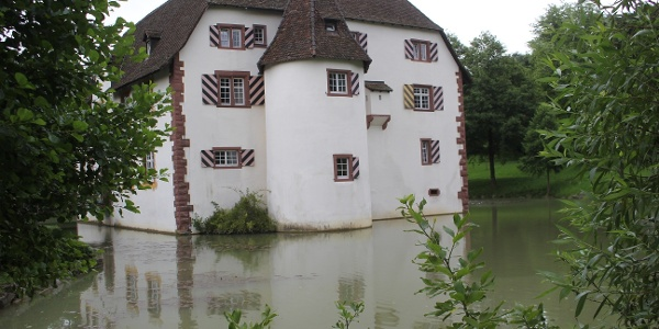 Wasserschloss Inzlingen