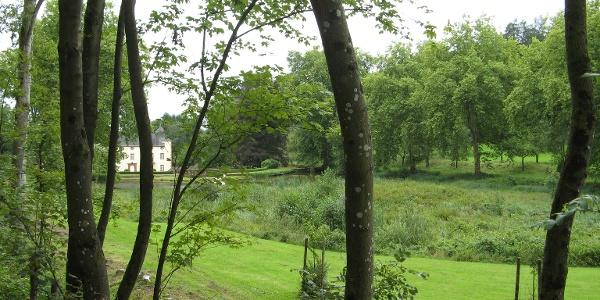 Schlossgarten Föhren