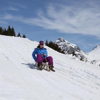 Schlittelweg Prätschli - Scheitenböden - Obersee