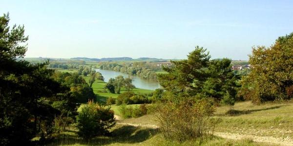 Donautal bei Neustadt a.d. Donau