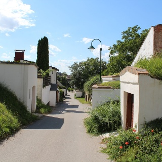 Kellergasse Hohenruppersdorf
