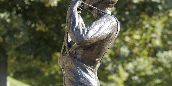 Skulptur Kuhlkerl