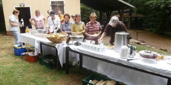 Frühstück am Waldhaus Baumholder