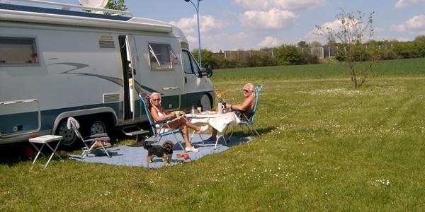 Campingplatz Talsperre Pirk
