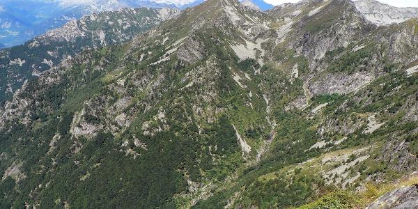 Via Alta Vallemaggia