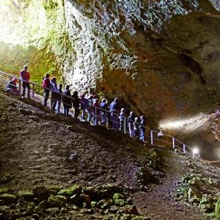 Sontheimer Höhlentour - Sontheimer Höhle