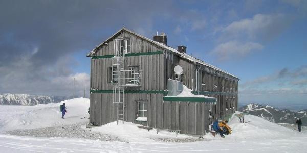 Alois-Günther-Haus auf dem Stuhleck