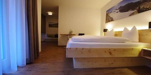 Doppe- oder Mehrbettzimmer