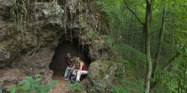 Kraterhöhlen Sieben Stuben