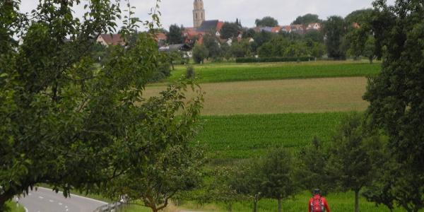 Unterwegs auf der Burgen & Schlösser - Tour