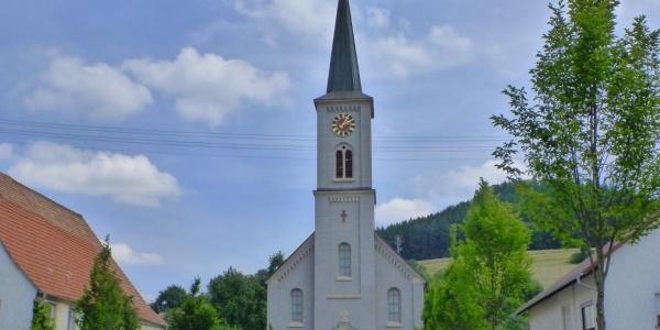 Katholische Kirche St. Maria in Hüfingen-Fürstenberg