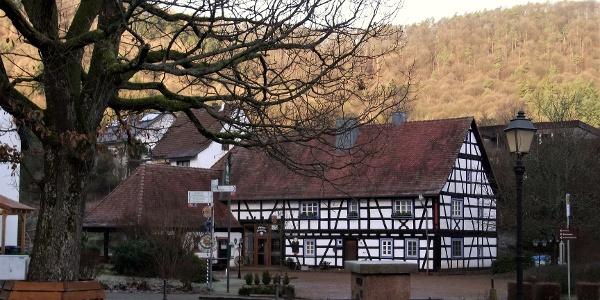 Dorfmittelpunkt Nothweiler