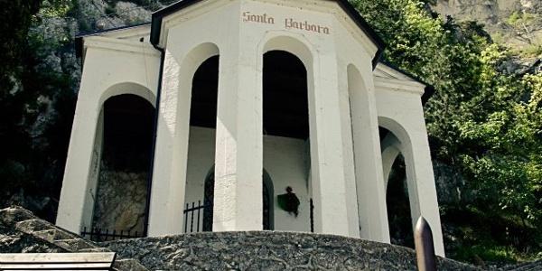 Kirchlein Santa Barbara