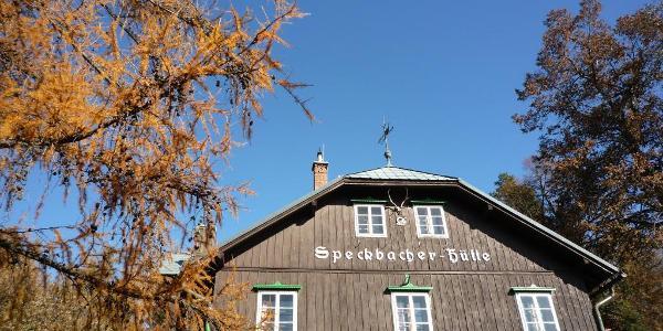 Die Speckbacher Hütte