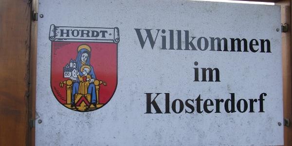 Hördt, das Klosterdorf