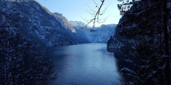 Ausblick über den Königssee