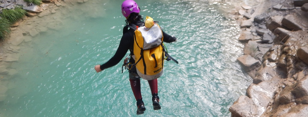 Canyoning in Oberallgaeu