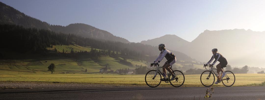Rennradtouren in Immenstadt