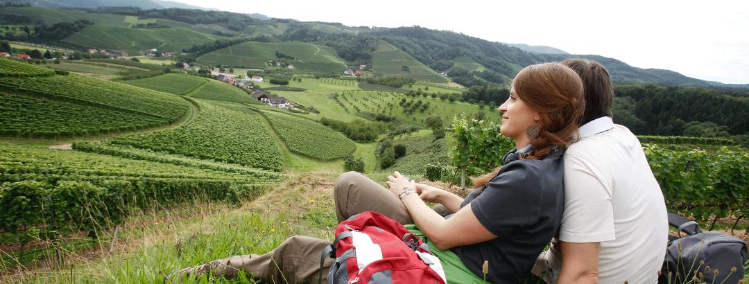 Weinwandern in Oberkirch