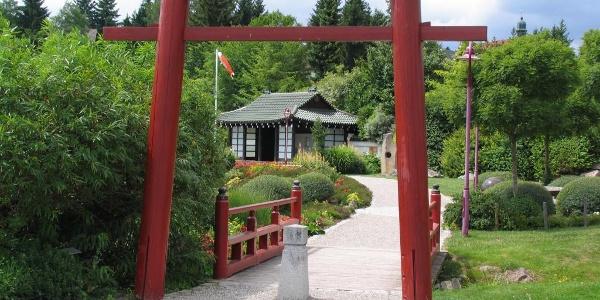 Bonndorf Japanischer Garten