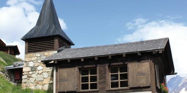 Kapelle Weritzalp