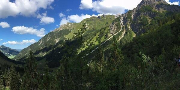 Obere Gemstelhütte Sommer II
