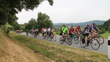 3-Länder-Rad-Event 2016 - Kreidacher Höhe