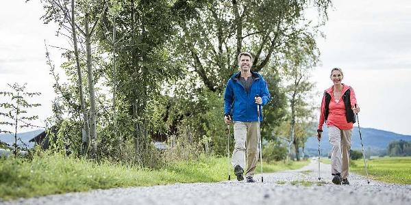 Nordic Walking Moosrundweg 2