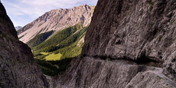 Im Val d'Uina