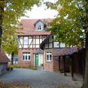"""Gasthof """"firlefanz"""" im Herbst"""