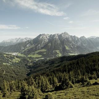 Saalachtaler Höhenweg high route