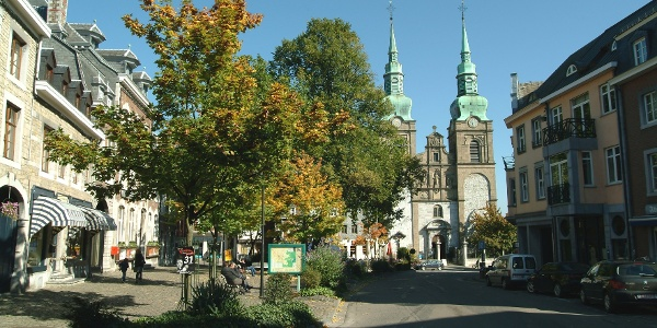 La cité jardin Eupen