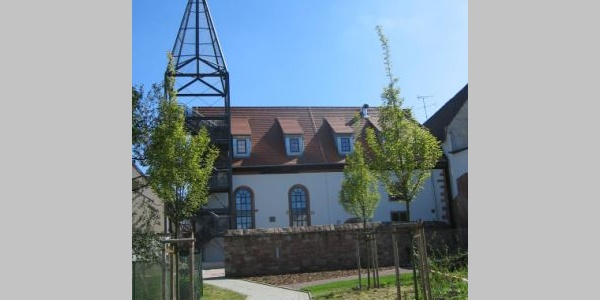 Alte Kirche Wenigumstadt