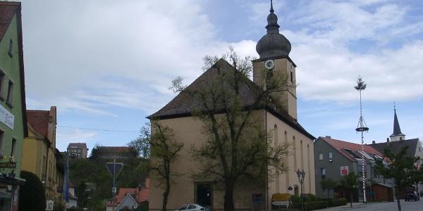 Evangelische Kirche St. Kilian in Schillingsfürst