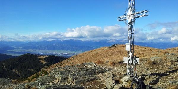Gipfelkreuz Rappold