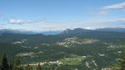 Panoramica di Lavarone