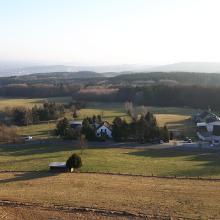 Foto von Prädikats-Fernwanderweg: WesterwaldSteig  12. Etappe Weyerbusch - Flammersfeld (Ost-West) • Westerwald (16.02.2017 14:28:31 #1)