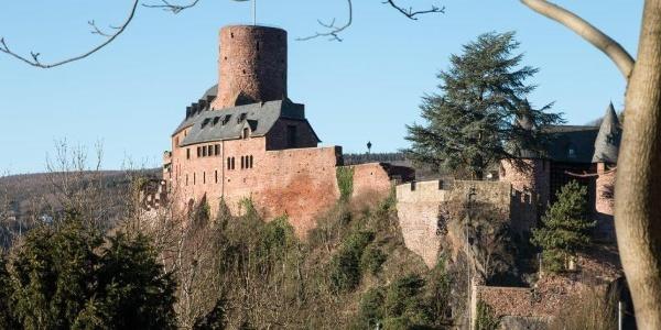 Heimbach - Burg Hengebach