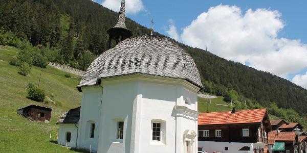 Kapelle St. Luzius