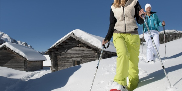 Schneeschuhwanderung