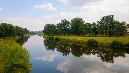 Mulde in Eilenburg