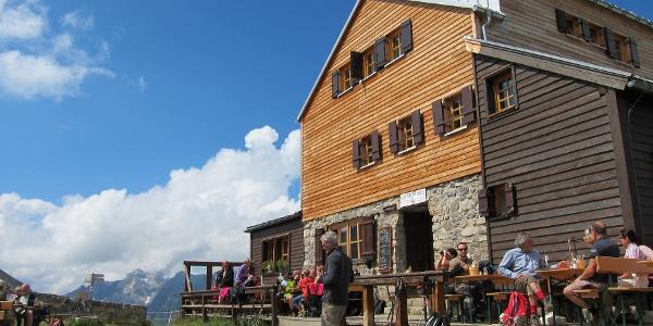 Stuttgarter Hütte (17. August 2013)