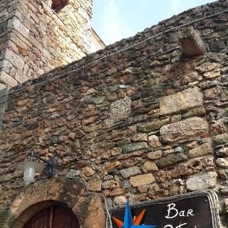 Bar Osteria bij kerk van San Martino