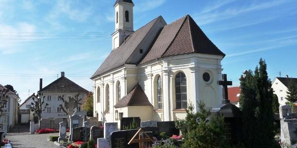 Gottesackerkapelle Babenhausen